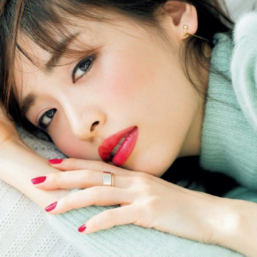 Son KiKo Velvet Passion Matte Lipstick 330 Coral - Cam San Hô 4