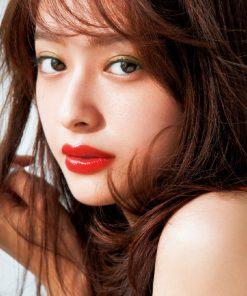 Son KiKo Velvet Passion Matte Màu 309 Tulip Red - Đỏ Cam 9