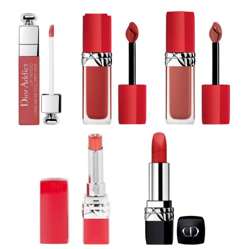Set Quà Tặng 5 Màu Son Dior Hot [year] 1