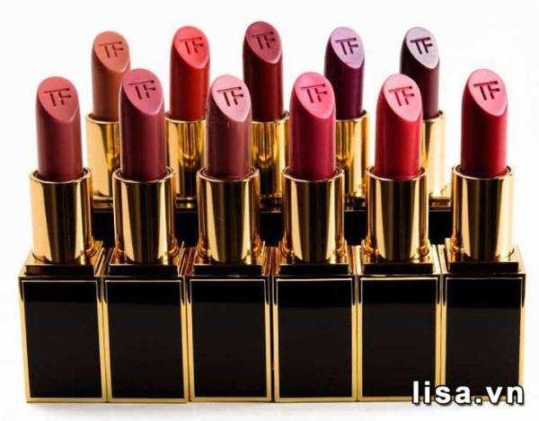 Giá bán Son Tom Ford dòng Lip Color tại Mỹ là 56$
