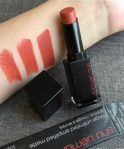 Shu Uemura Unlimited Amplified Matte AM BG 963 Màu Cam Ðất (NEW) 8