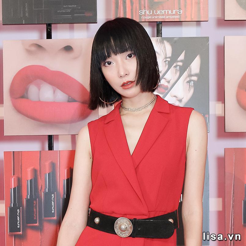 Son Shu Uemura AM BG 963 trầm ấm, mix được nhiều makeup look