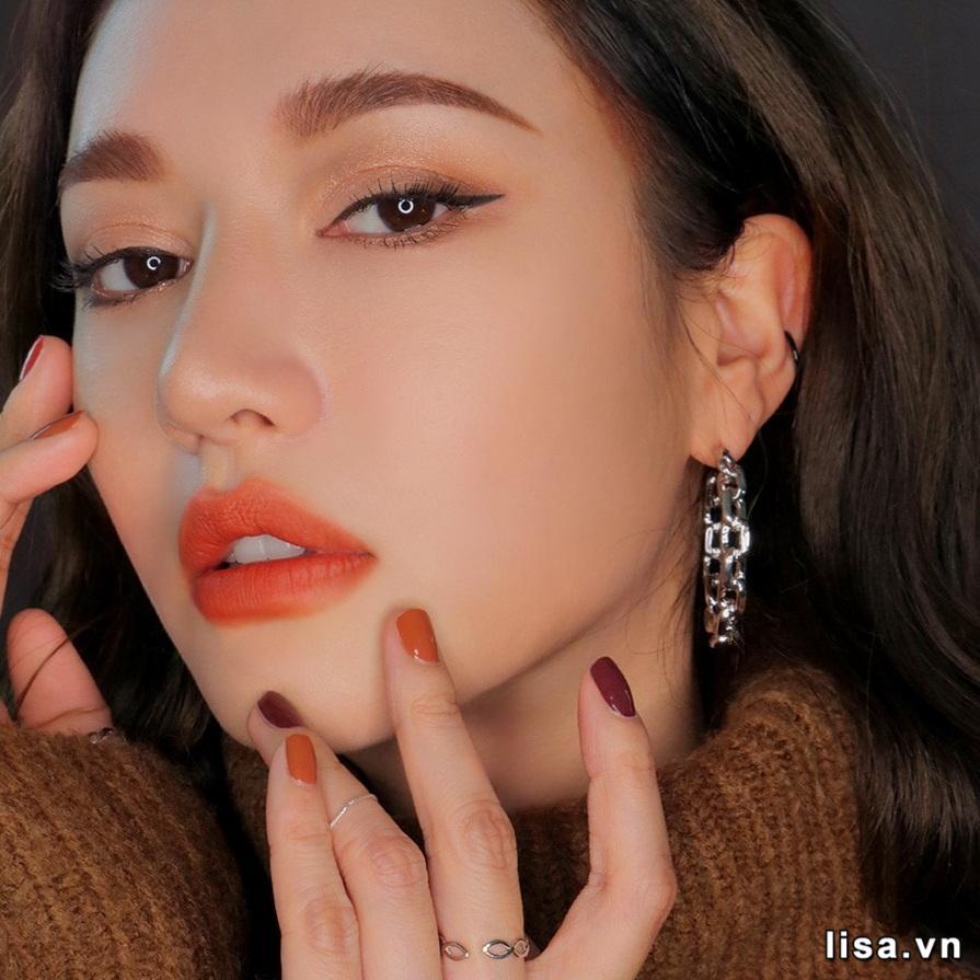 Son 3CE Matte Lip Color 230 Kytaly hợp với nhiều make up look khác nhau
