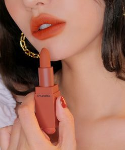 Son 3CE Matte Lip Color Màu 231 Baked Orange - Cam Nâu 7