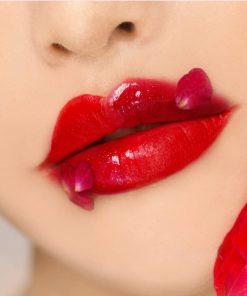 Son Black Rouge Air Fit Velvet Tint Ver 7 Màu A35 Sunny Side Up - Đỏ Dâu 9