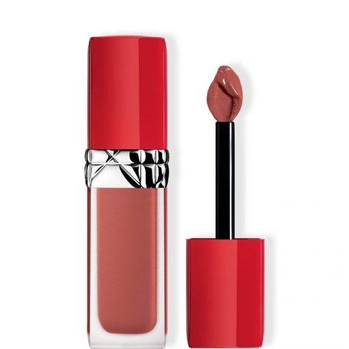 Son Kem Dior Rouge Ultra Care Liquid Màu 786 Rosewood - Hồng Đất 1