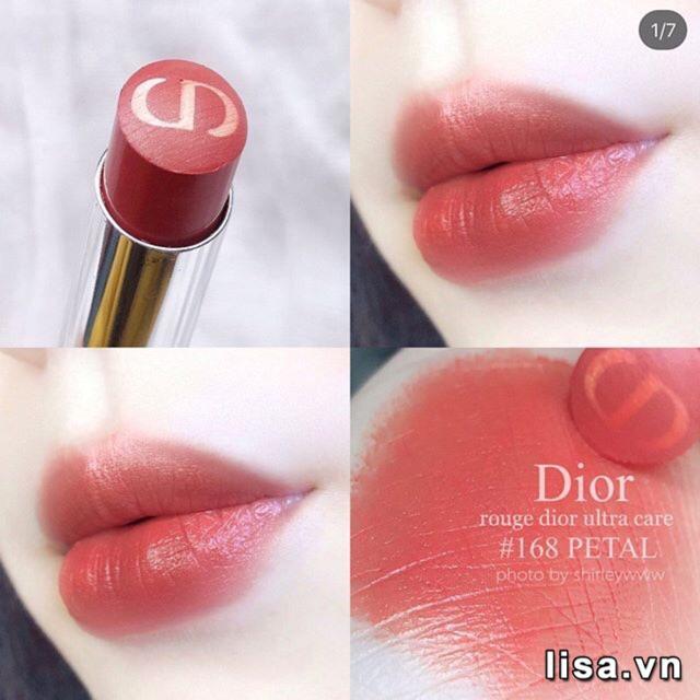 Phần lõi son Dior 168 Petal Ultra Care là dưỡng chất