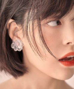 Son Gucci Rouge à Lèvres Voile Màu 302 Agatha Orange - Cam Đỏ 8