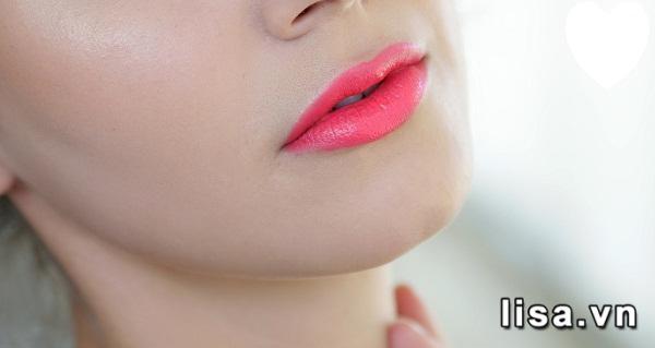 Chất son YSL Rouge Pur Couture 52 Rosy Coral mịn màng giàu dưỡng