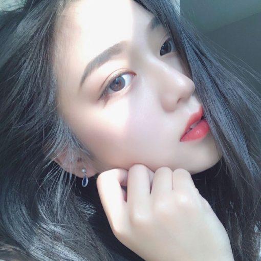 Son Lì Christian Louboutin 600M Miss Loubi Màu Hồng Cam Ðào 3