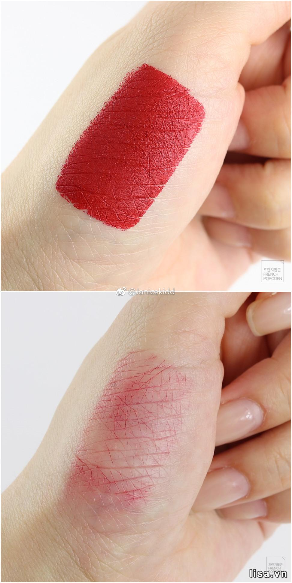 Son YSL The Slim Wild Collector Rouge Paradoxe bền màu tốt