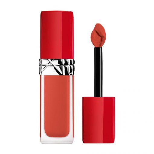 Son Kem Dior Rouge Ultra Care Liquid Màu 707 Bliss - Cam Cháy 1