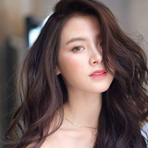 Son YSL The Slim Màu 07 Rose Oxymore - Hồng Đất Thiên Hồng 6