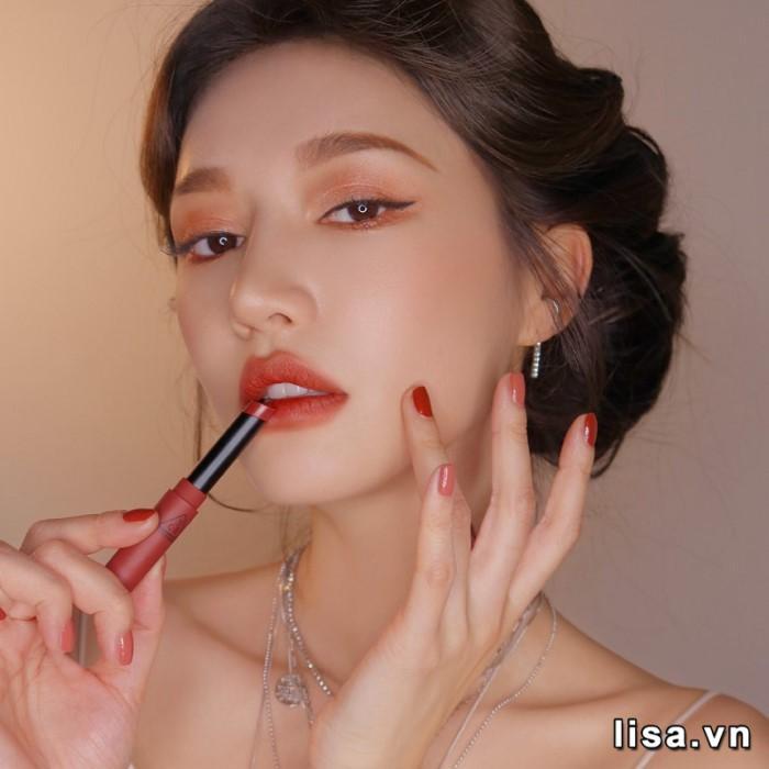 Son 3CE Slim Velvet Lip Color giàu dưỡng