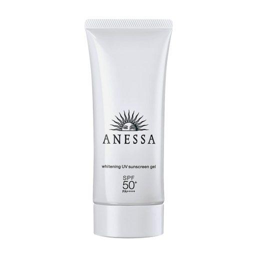 Kem Chống Nắng Anessa Whitening UV Sunscreen Gel SPF50+/PA++++ 1