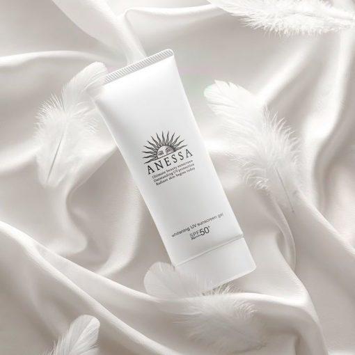 Kem Chống Nắng Anessa Whitening UV Sunscreen Gel SPF50+/PA++++ 2