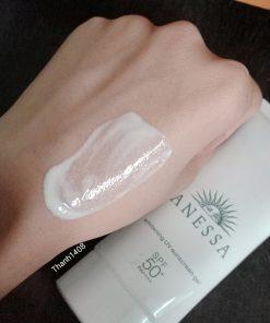 Kem Chống Nắng Anessa Whitening UV Sunscreen Gel SPF50+/PA++++ 9