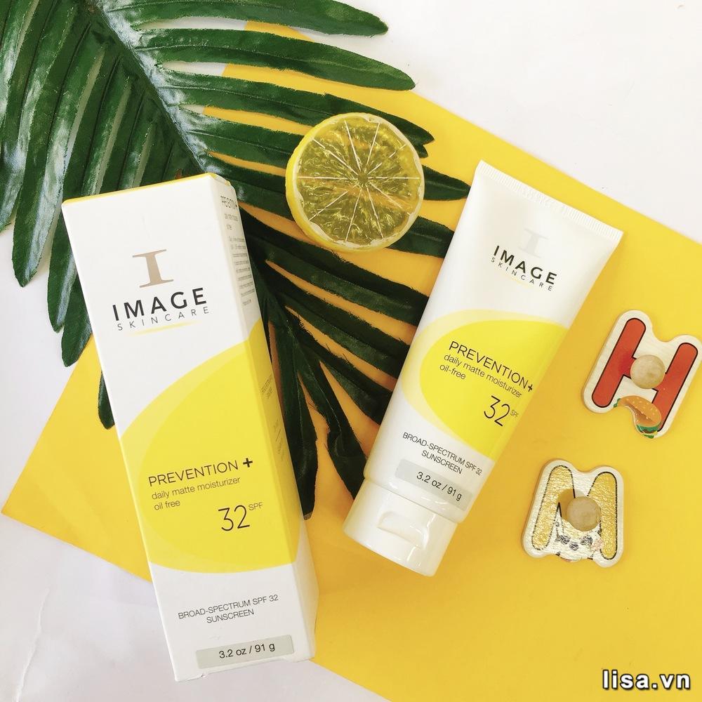 Image Skincare Prevention+ Daily Matte Moisturizer SPF32 dành cho da dầu