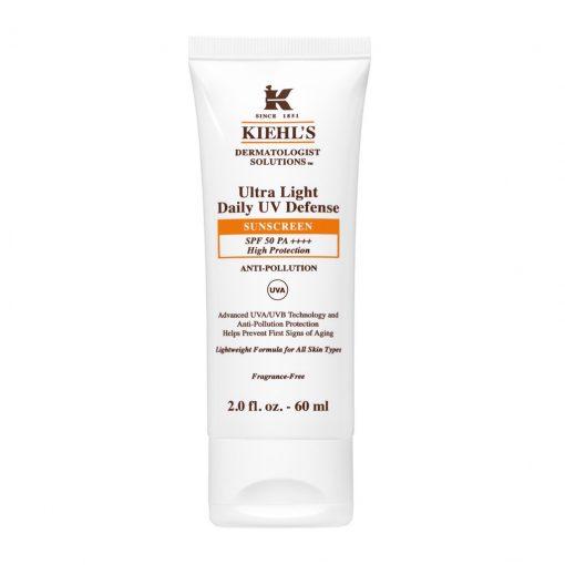 Kem Chống Nắng Kiehls Ultra Light Daily UV Defense SPF50/PA++++ Anti-pollution 60ml 1