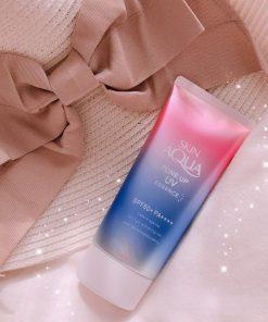 Kem Chống Nắng Sunplay Skin Aqua Tone Up Essence SPF50+/PA++++ 6