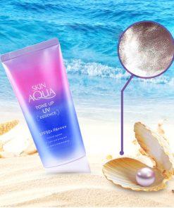 Kem Chống Nắng Sunplay Skin Aqua Tone Up Essence SPF50+/PA++++ 7