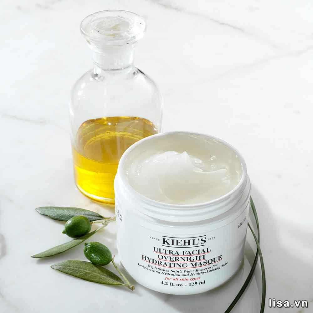 Mặt nạ Kiehl's Ultra Facial Overnight Hydrating Masque