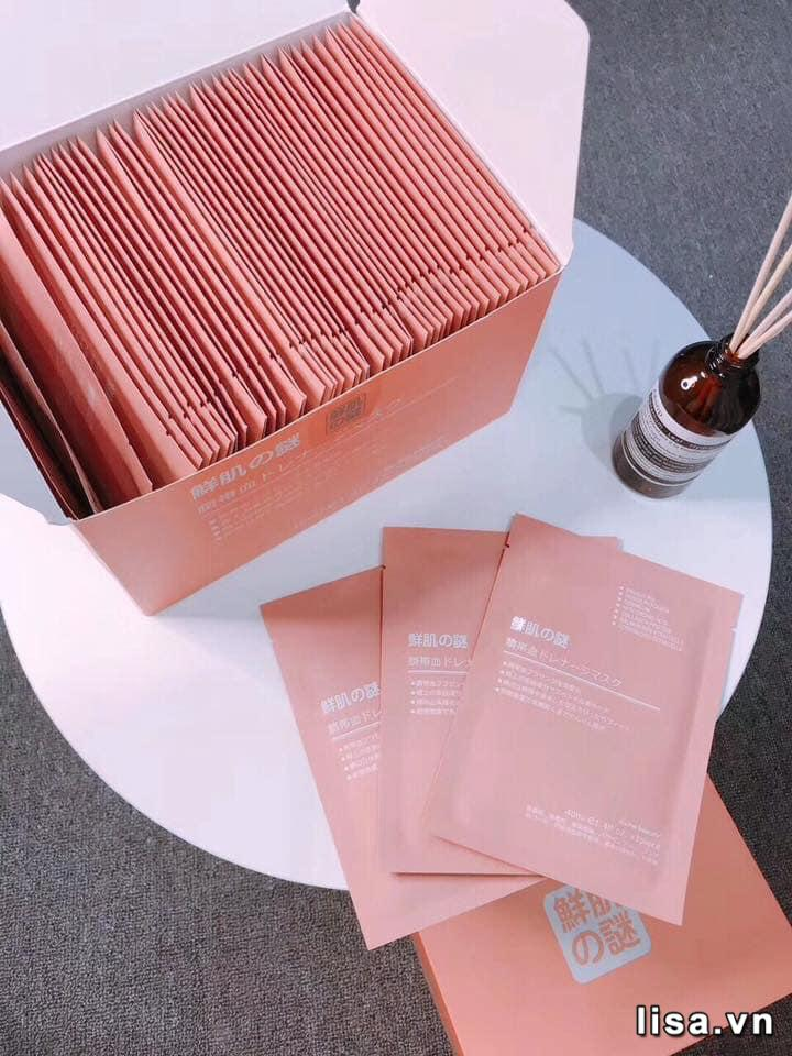 Mặt nạ Rwine Beauty Nhật Bản có thành phần tự nhiên an toàn cho mọi làn da