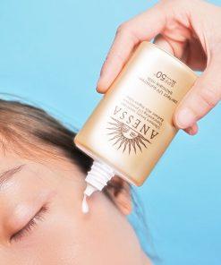 Sữa Chống Nắng Anessa Perfect UV Sunscreen Skincare Milk SPF50+/PA++++ 8