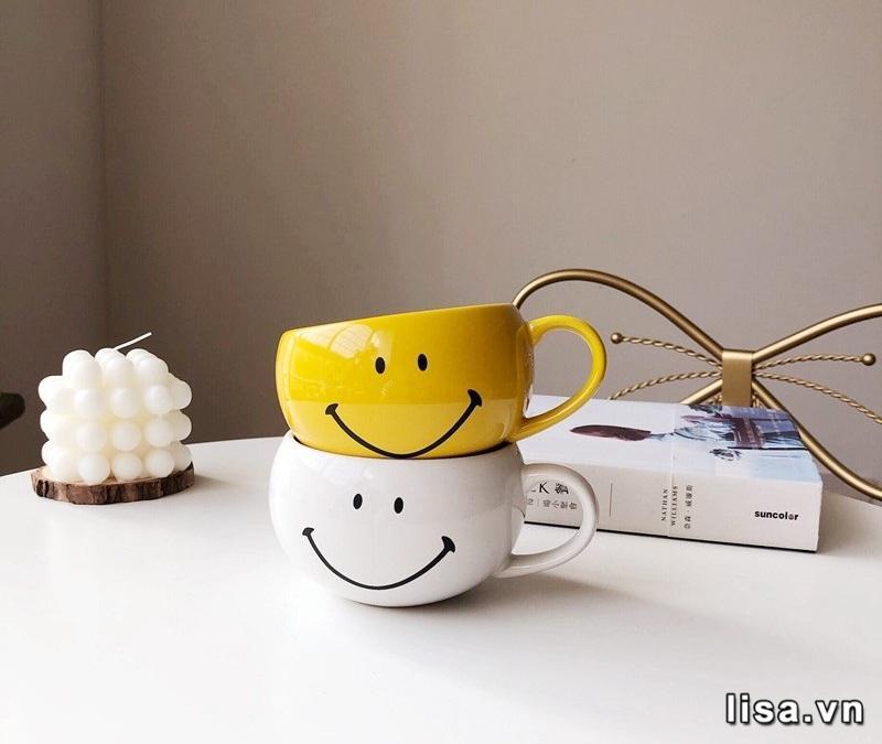 Chiếc cốc dễ thương này sẽ cho người ấy có thêm năng lượng tích cực