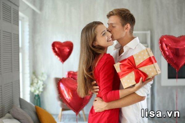 Valentine là 1 trong những ngày tặng quà cho người yêu tuyệt vời