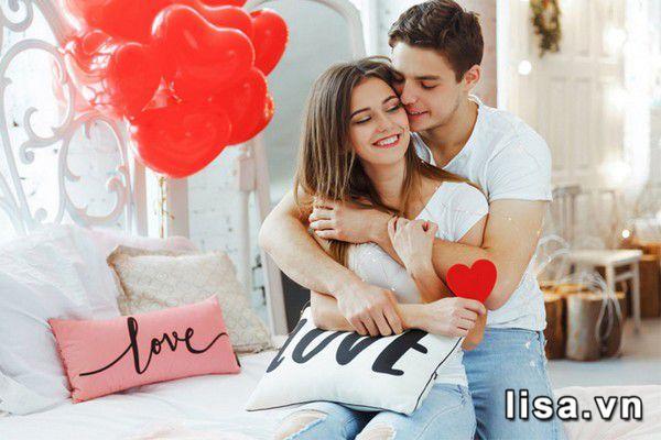 Lễ tình nhân 14-2 là dịp đặc biệt để các cặp đôi bày tỏ yêu thương