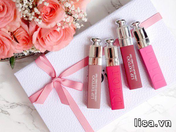 Son môi là một trong những món quà Valentine mà cô gái nào cũng thích