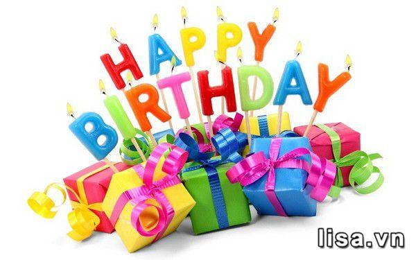 Mua quà sinh nhật tại Lisa Cosmetics đảm bảo 100% chính hãng