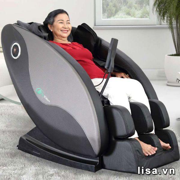 Ghế massage toàn thân – món quà 8-3 tuyệt vời cho người già