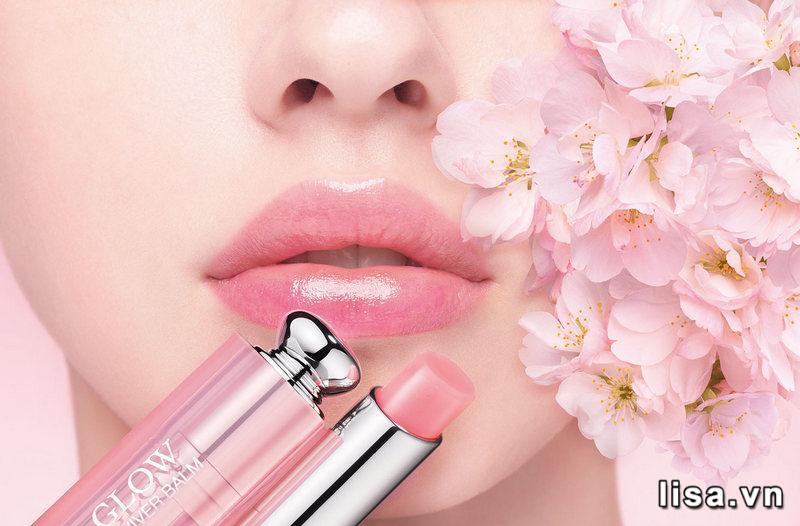 Son dưỡng Dior Addict Lip Glow màu 001