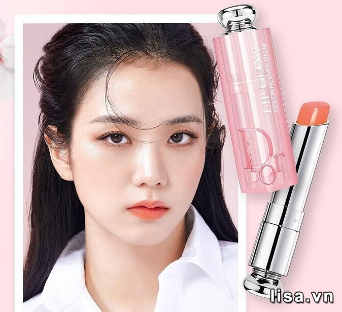Son dưỡng Dior Addict Lip Glow màu 004