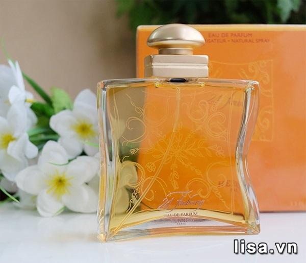 Hermes 24 Faubourg - chai nước hoa nữ thơm nhất nhất trong lịch sử của Hermes