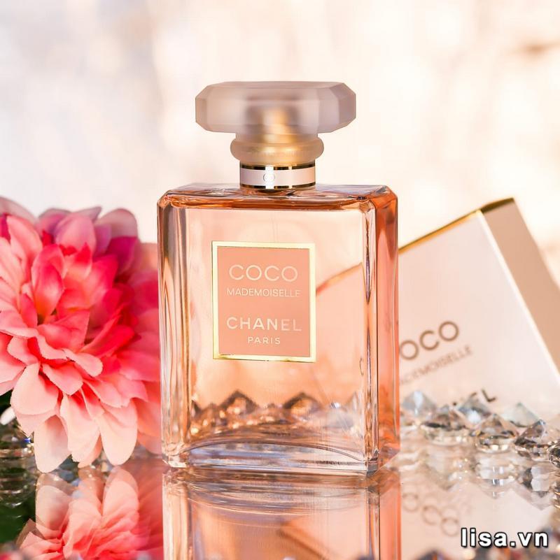 Chanel Coco Mademoiselle EDP - chai nước hoa nữ bám mùi nhất dành cho những cô nàng quyến rũ