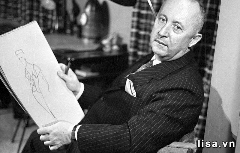 Ông Christian Dior – người sáng lập ênn thương hiệu Dior