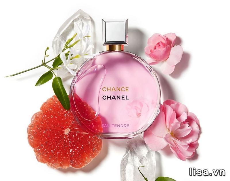 Nhóm hương hoa cỏ được sử dụng phổ biến trong những chai nước hoa cho mùa hè