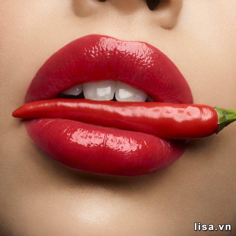 Rouge Volupté Shine sở hữu chất son mềm mịn như lụa