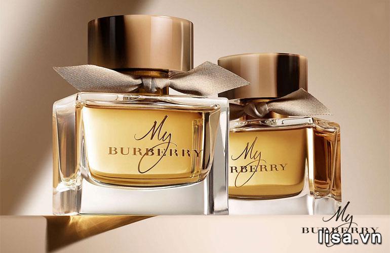 Nước hoa Burberry có mùi hương thanh lịch và đầy cuốn hút