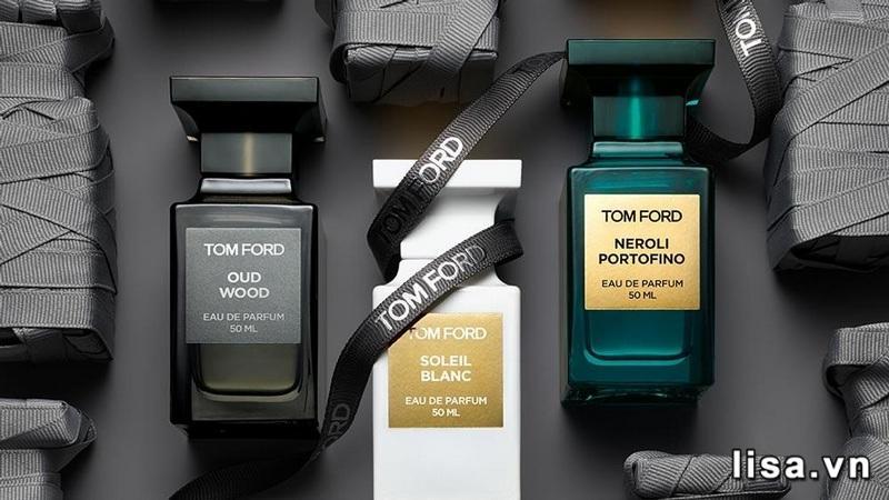 Tom Ford - thương hiệu nước hoa nổi tiếng dành cho những người có gu tinh tế