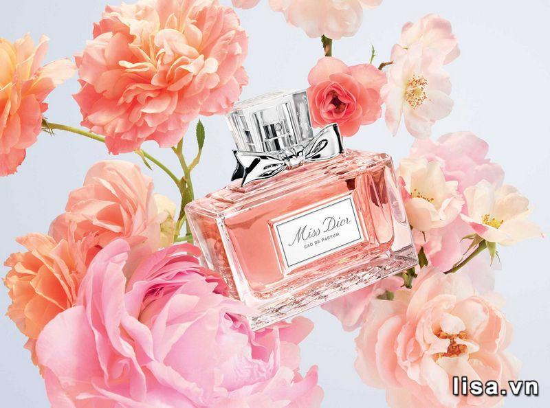 Miss Dior là cái tên nổi tiếng được rất nhiều quý cô yêu thích